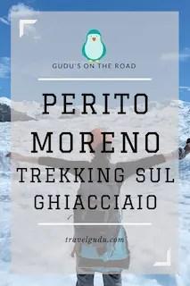 trekking su Perito Moreno