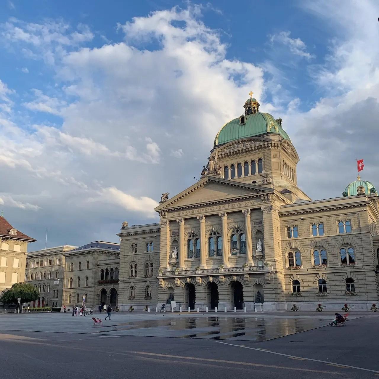 Berna città vecchia