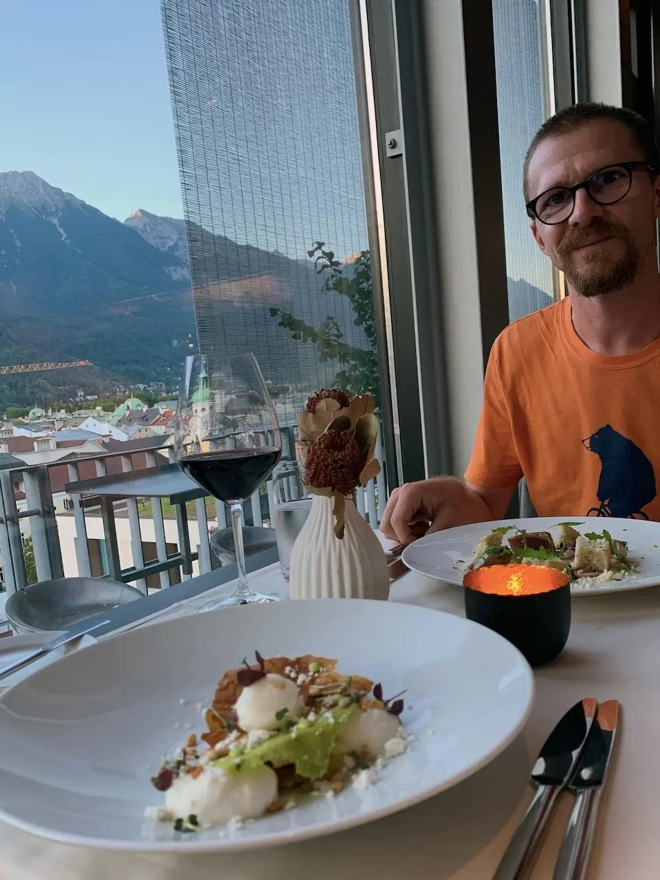 dove mangiare a Innsbruck
