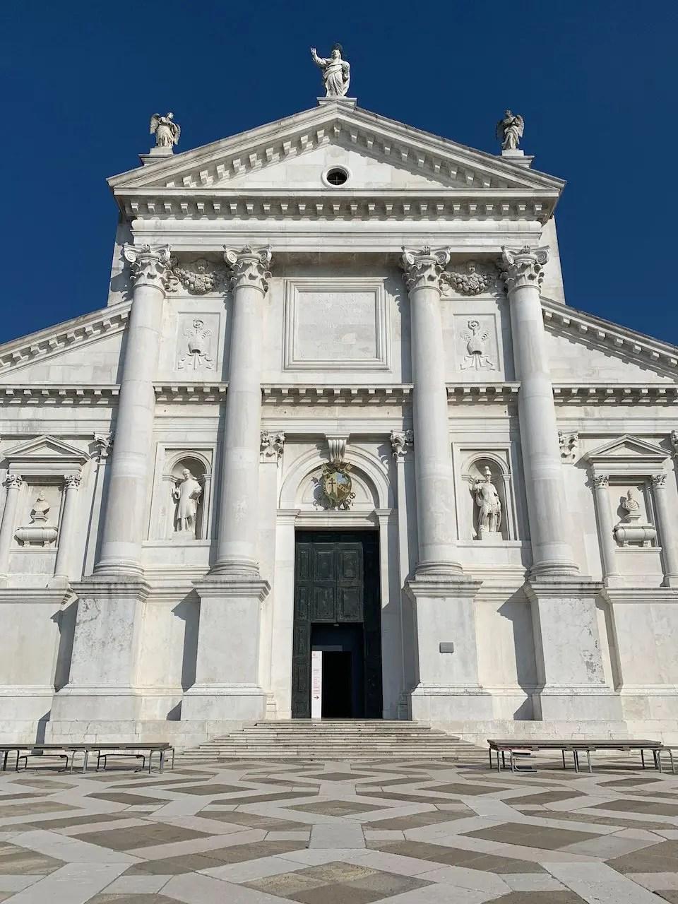 chiesa san Giorgio Maggiore Venezia