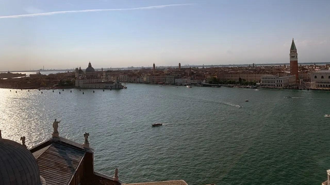 tramonto Venezia