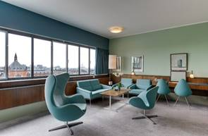Redesign for the Iconic Royal Hotel, Copenhagen