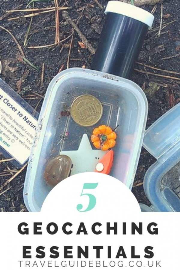 geocaching essentials