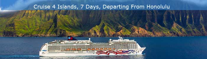 Easier Than Island Hopping Book A Hawaiian Islands Cruise For - Hawaiian islands cruise