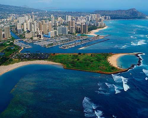 Sightseeing on Oahu