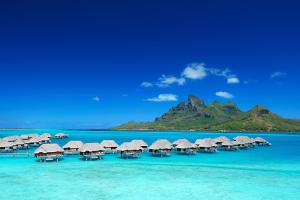 Tahiti Over Water Bungalows