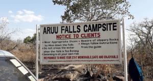Aruu Falls Campsite