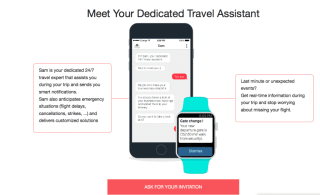 path - travel assistant