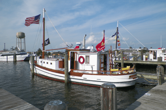 Chesapeake Bay Buyboat
