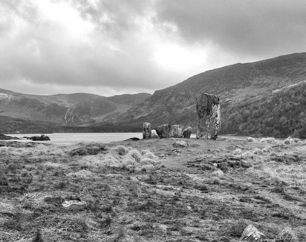 Uragh Stone Circle - Beara Peninsula