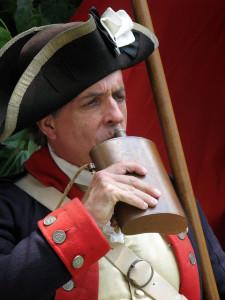 Mount Vernon Soldier by Luigi Crespo