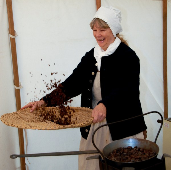 Chocolate Making Demo - Christmas at Mount Vernon