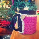 Coffe Cup Cozy by Homemade Hippie