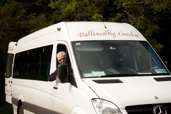 "Best Coach Driver Ever - ""Mick"""