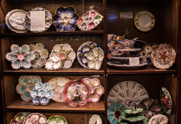 Oyster Plate Collection