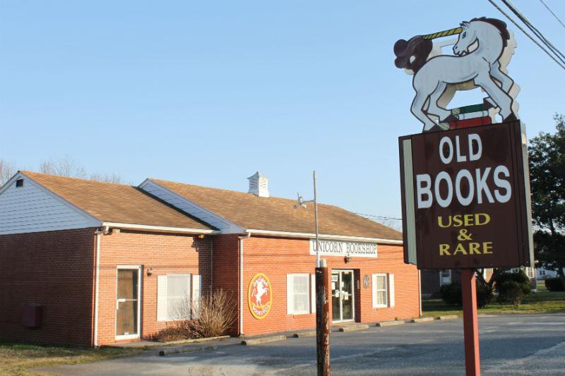 Unicorn Books - Trappe, Maryland