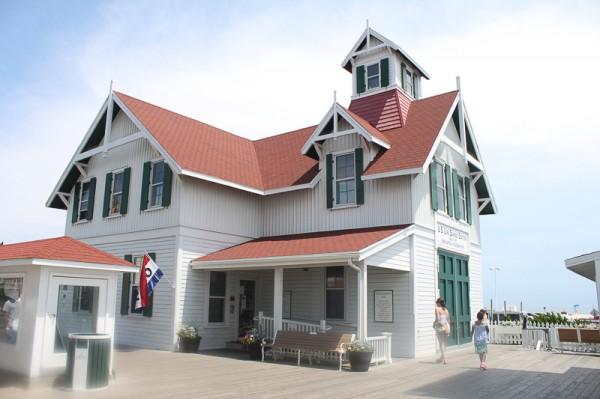 Ocean City LIfe-saving Station Museum
