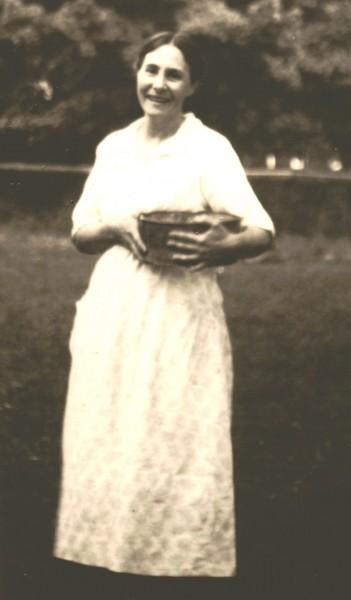 Abuela - Maria Concepcion Rey - Luis' mother