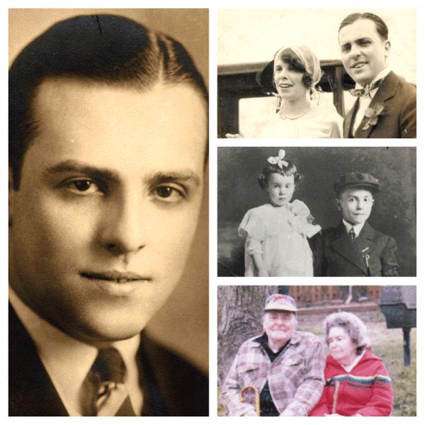 Luis Granados, my grandfather