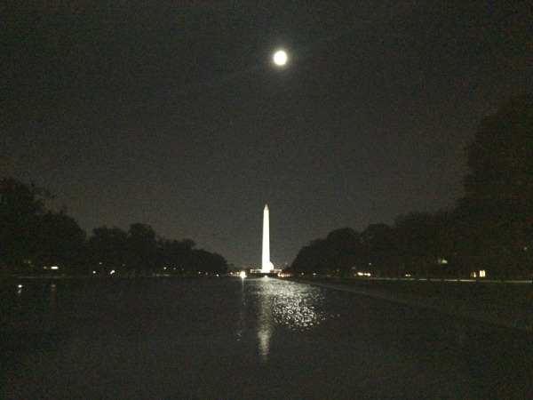 The Reflecting Pool Washington DC