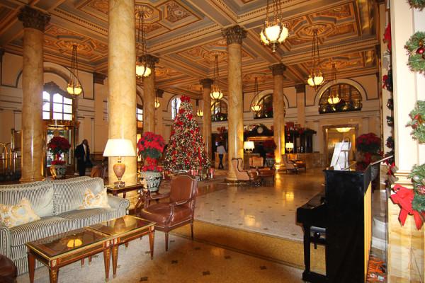 The Willard Lobby