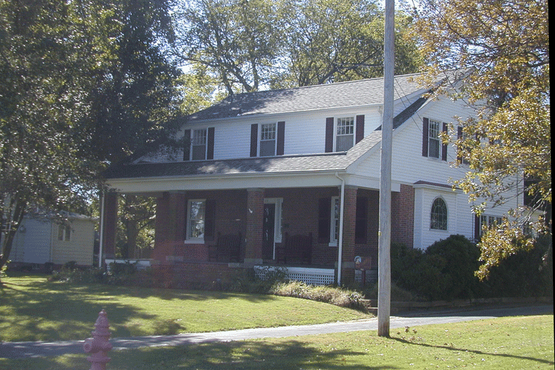 Annie Oakley House in Cambridge, MD
