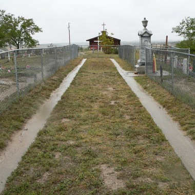 The Wounded Knee mass grave