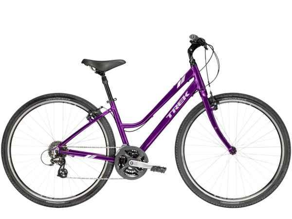 Trek Verve 2 Women's bike designed for comfort and fun.