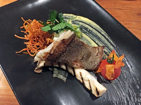 MOKICHI TRATTORIA(モキチトラットリア)夕食メニュー「MOKICHIコース」