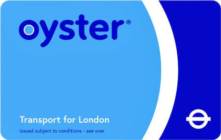 オイスターカード(oyster card)