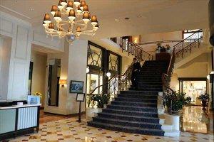 フェアモント ル モントルー パレス ホテル モントルー(Fairmont Le Montreux Palace,Montreux)