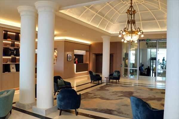 グランド ホテル マジェスティック ホテル モントルー(Grand Hotel Majestic,Montreux)