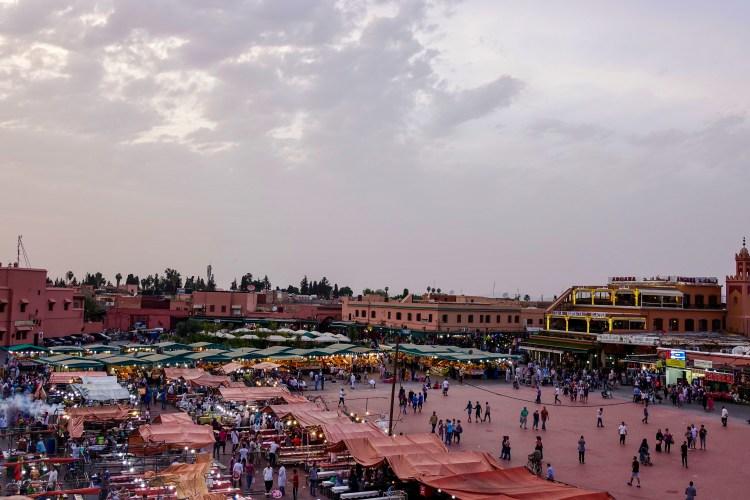 Morocco, First Impressions, Marrakech, Riad Kheirredine, El-Fnaa Square, Jemaa el-Fnaa, souks