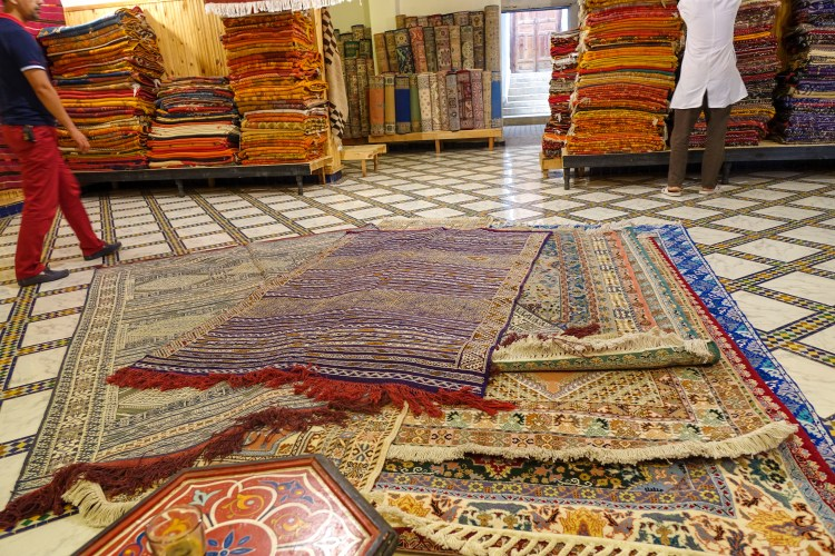 Fes Carpet House