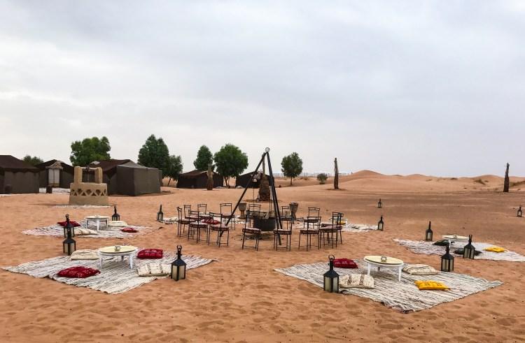 Sahara glamping