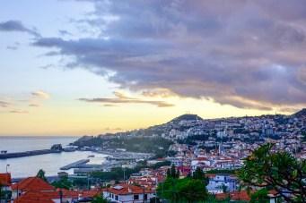Funchal, Monte, Madeira, Portugal, cable car, teleferico, street toboggan, carro de cesto, Carreiros, Monte Palace Tropical Gardens, Botanical Gardens, tuk-tuk
