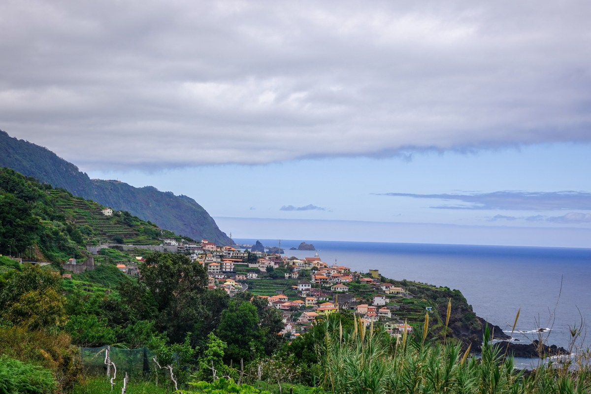 Natural Pools & Pastel Sunsets: Your Guide to Madeira Island