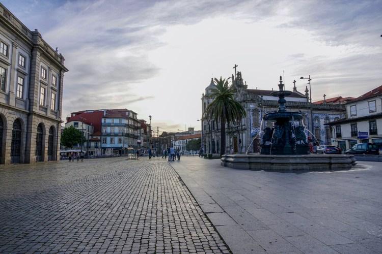 Porto Vitória district.