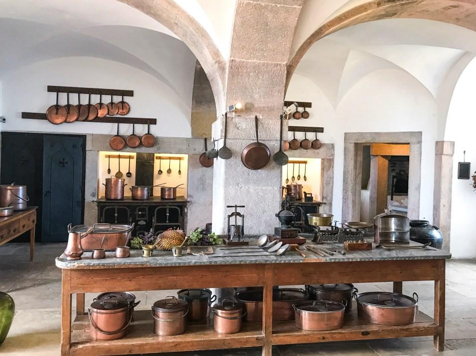 Sintra - Inside Pena Palace