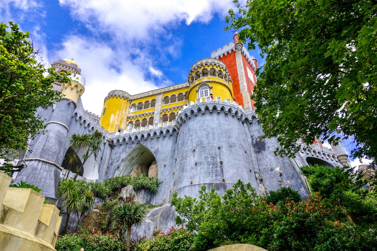Palaces, Parks & Pathways of Sintra