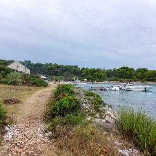 Pakleni Islands.
