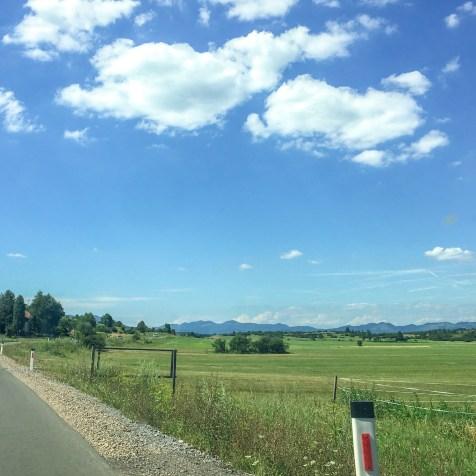 Finally in Slovenia!