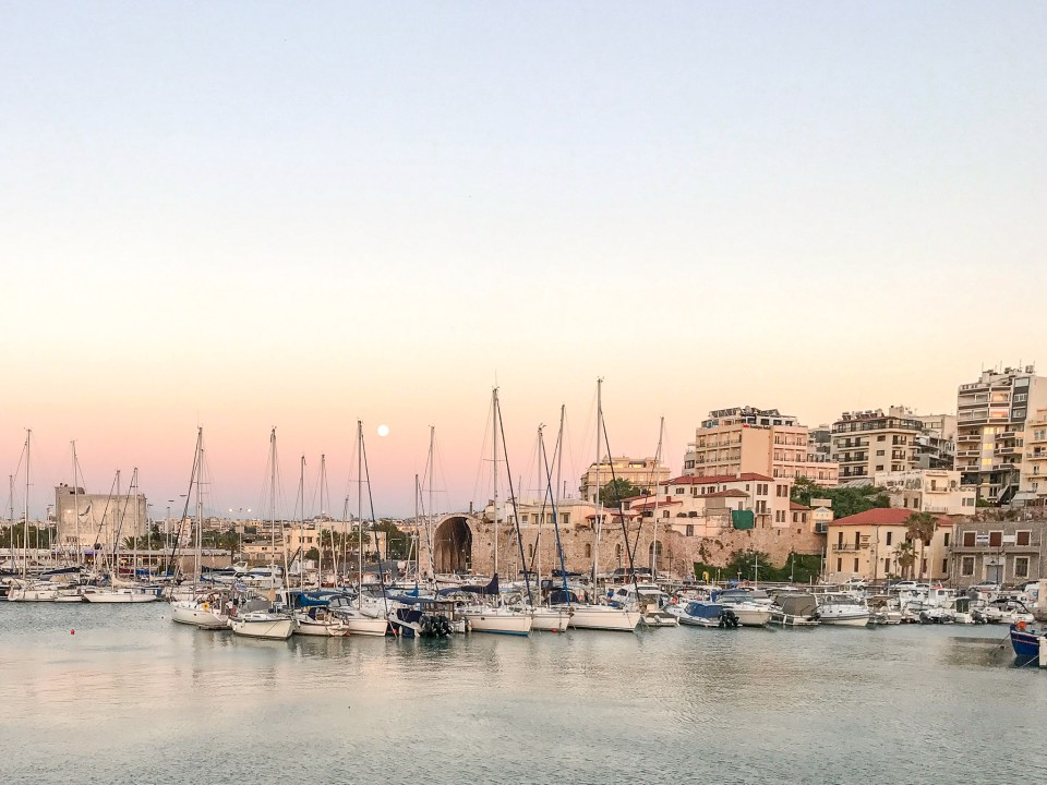 5 days in Crete, Heraklion