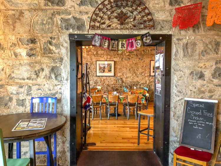 Cafe Del Rio Virginia City Nevada