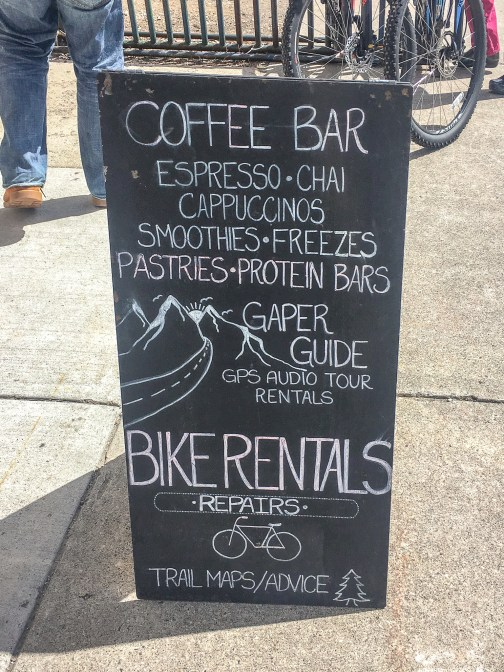 West Yellowstone Bike & Coffee Shop