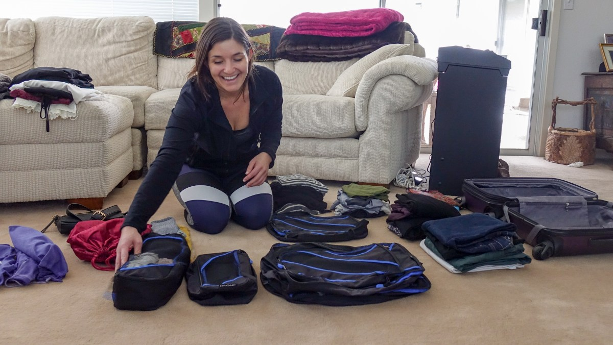 Packing Cubes: The Best Travel Accessory for Packing