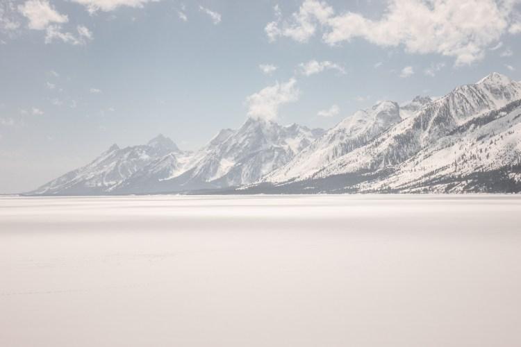 Grand Teton Road Trip Jackson Lake Overlook