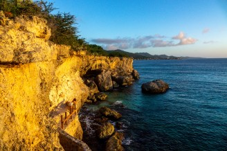 Sabana Westpunt Curacao Cliffside