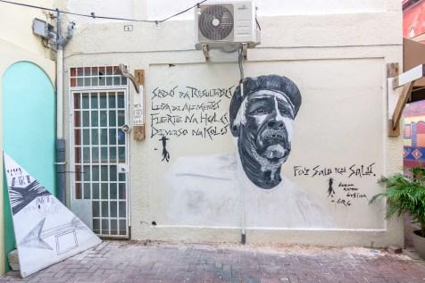 Willemstad, Curaçao - Punda Street Art