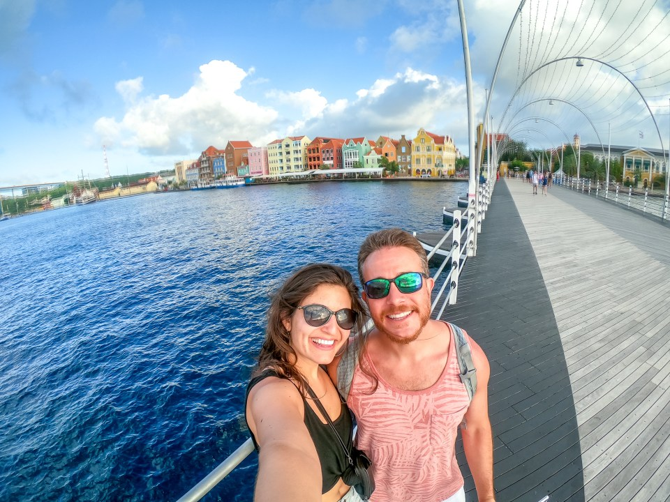 Self-Guided Walking Tour of Willemstad, Curaçao - Floating Bridge